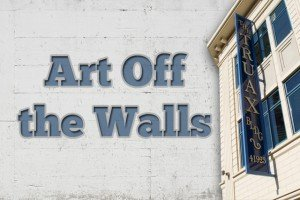 April and May 2016 Art Off The Walls