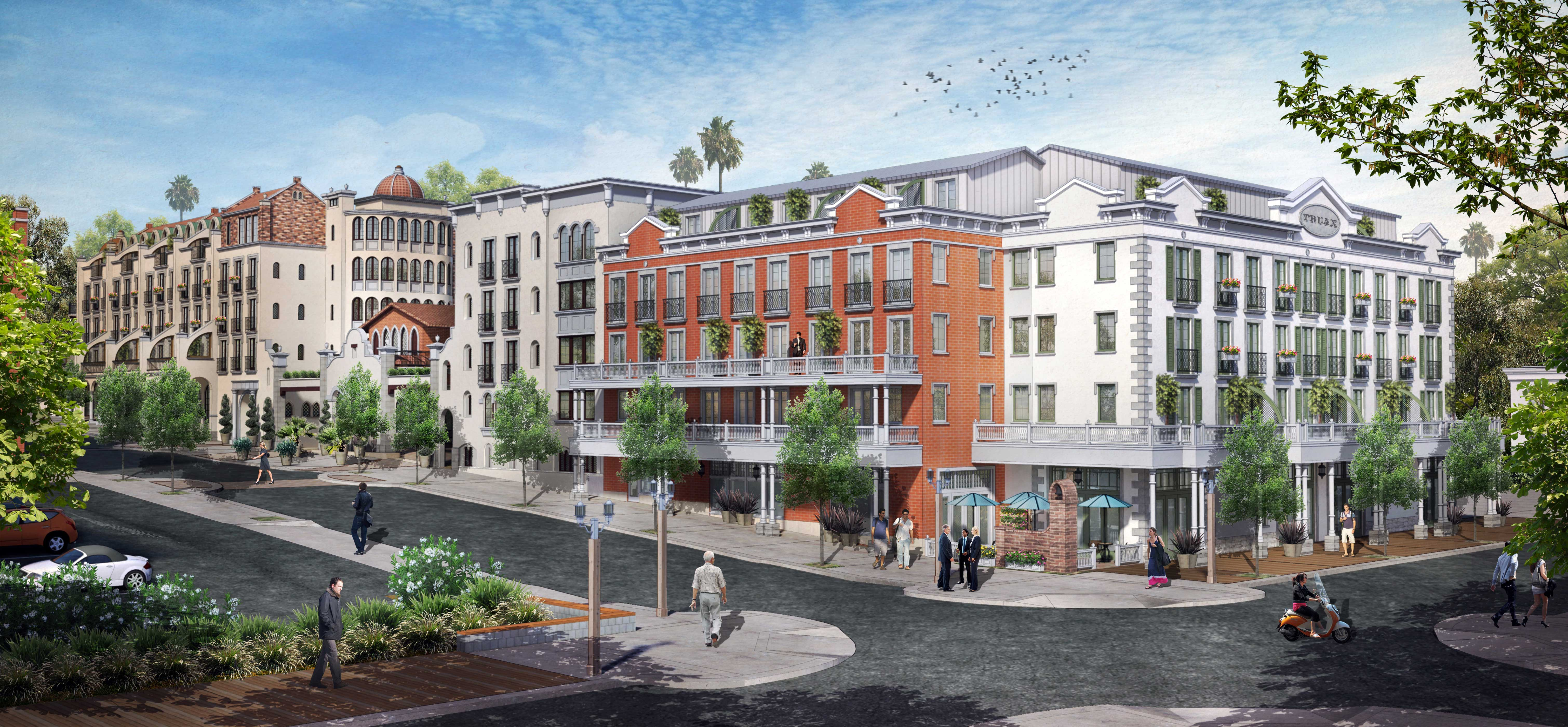 Truax Hotel Coming Soon to Old Town Temecula