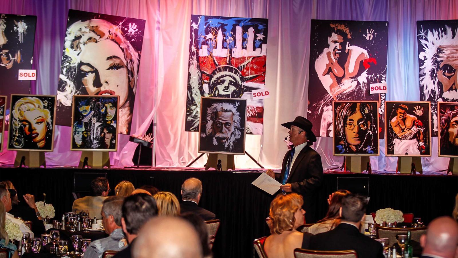Michael Israel Welcome Gala