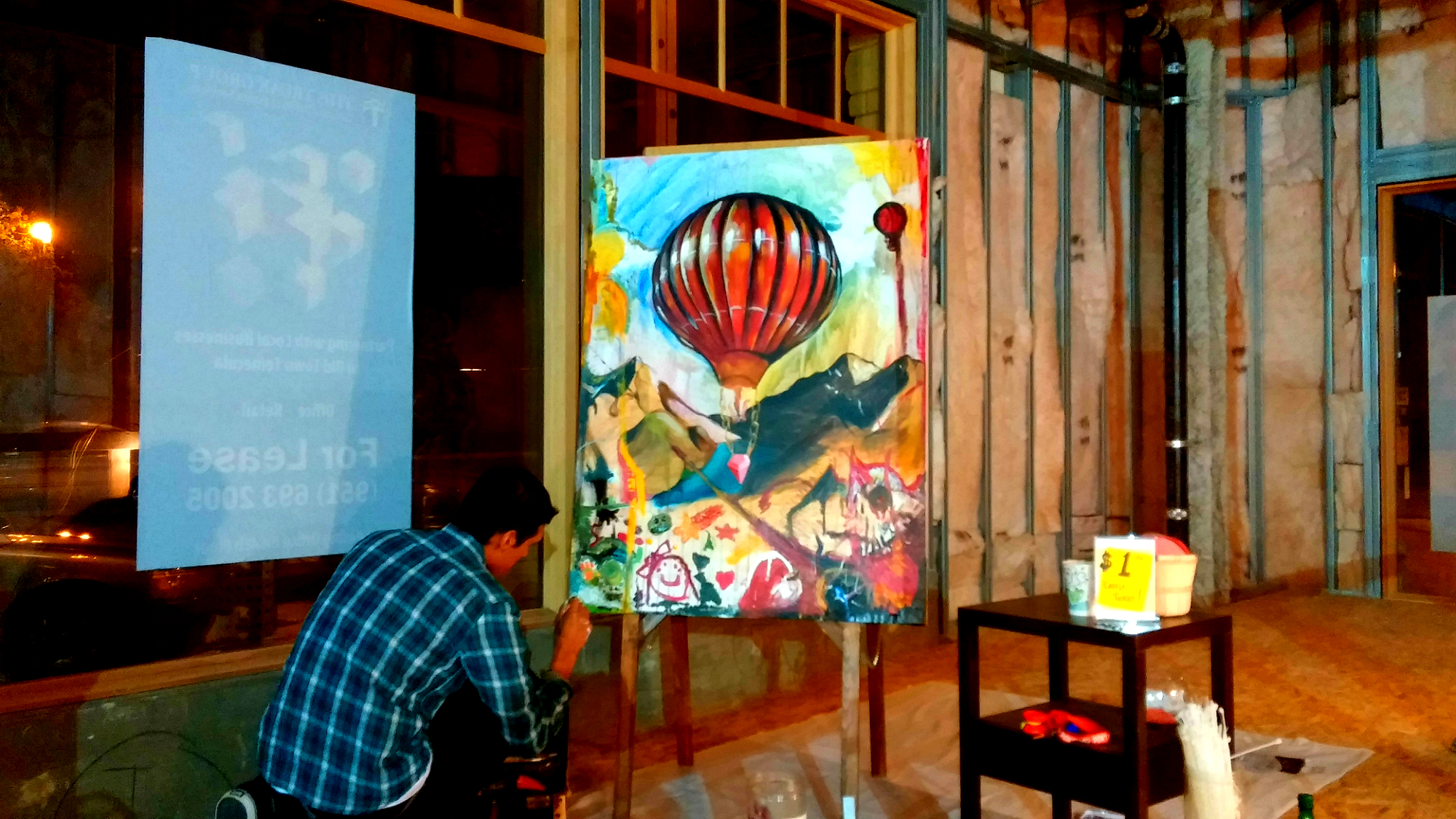 Art Fundraiser