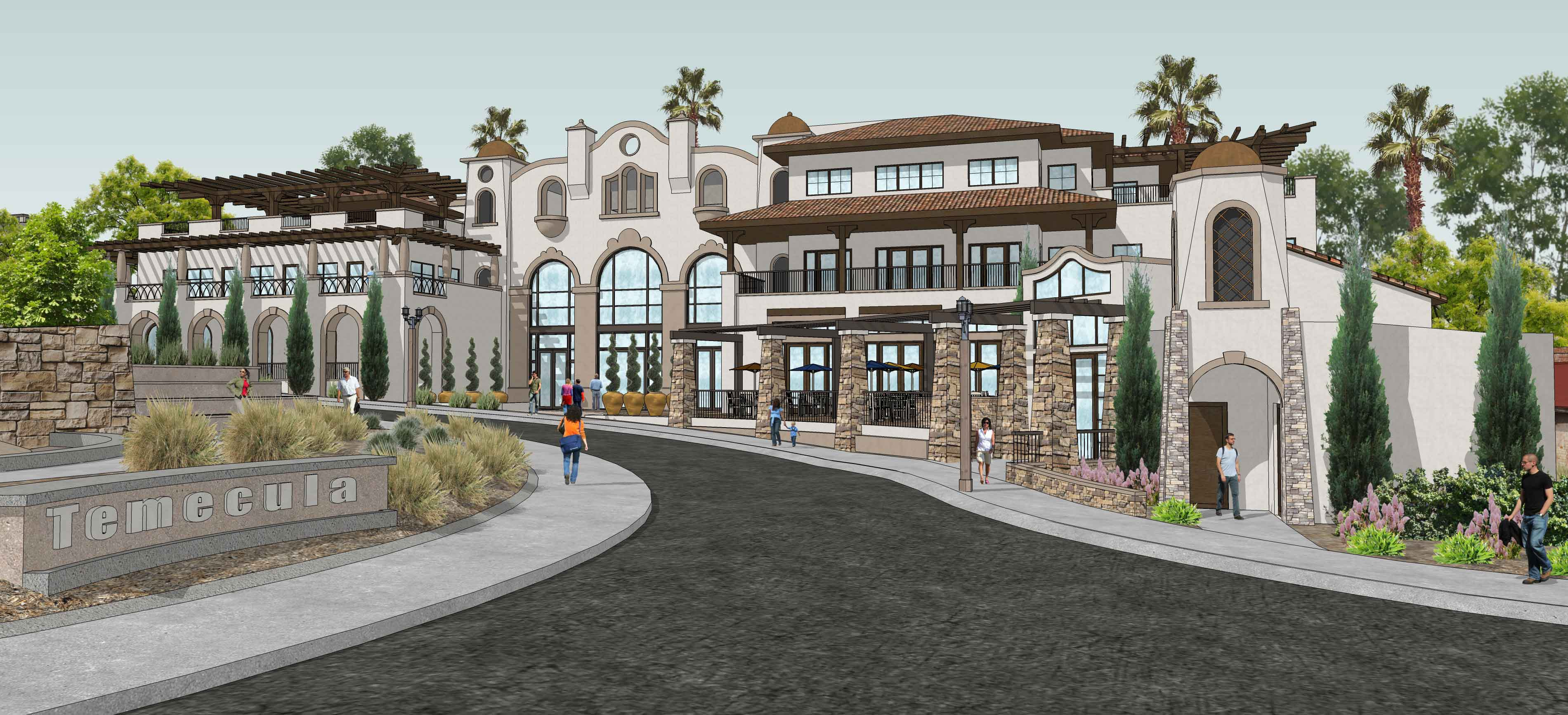 Temecula Marketplace Project